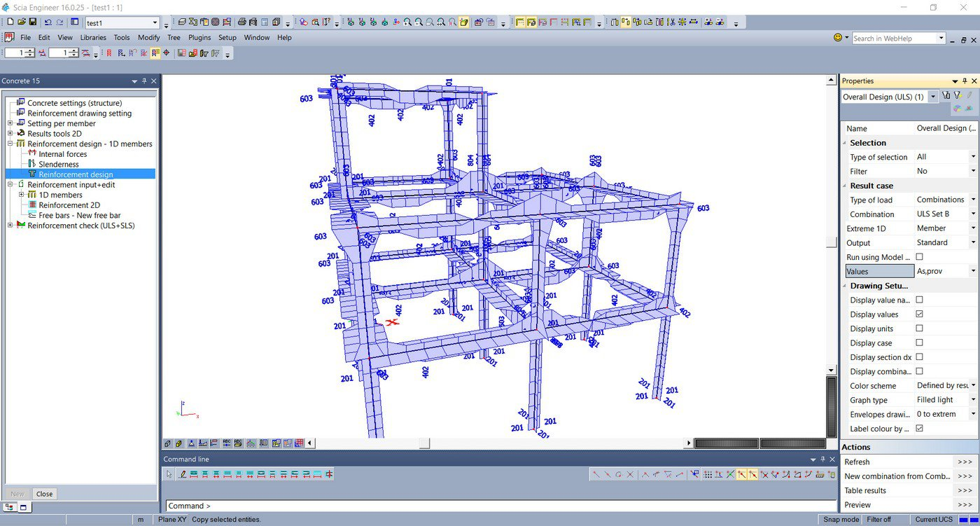 structural engineering software with scia engineer