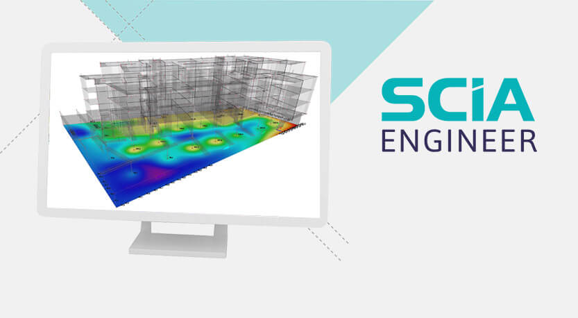SCIA, Structural Analysis Software and Design Tools for structural