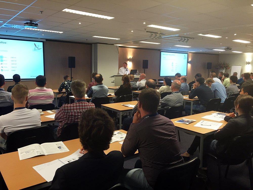SCIA Conferentie