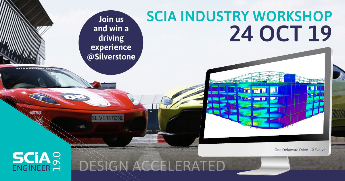 Industry Workshop SCIA Engineer - Manchester