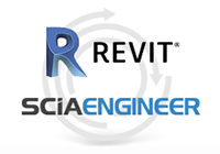 Updated Revit link for SCIA Engineer