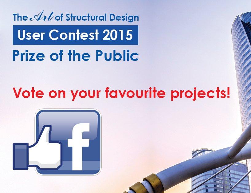Scia contest 2015 Public Prize