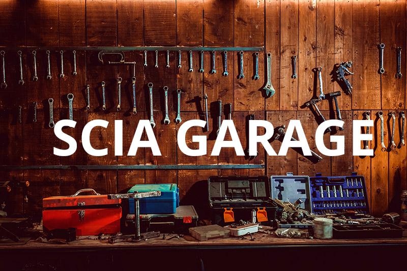 SCIA Garage