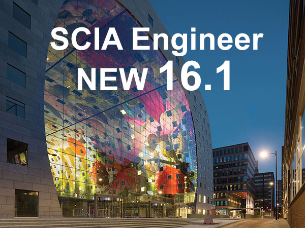 SCIA Engineer 16.1