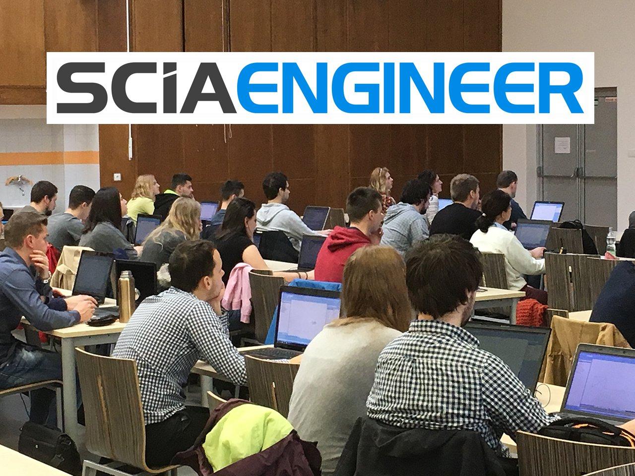 Školenie programu SCIA Engineer 15