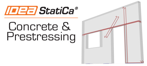 IDEA StatiCa Concrete & Prestressing