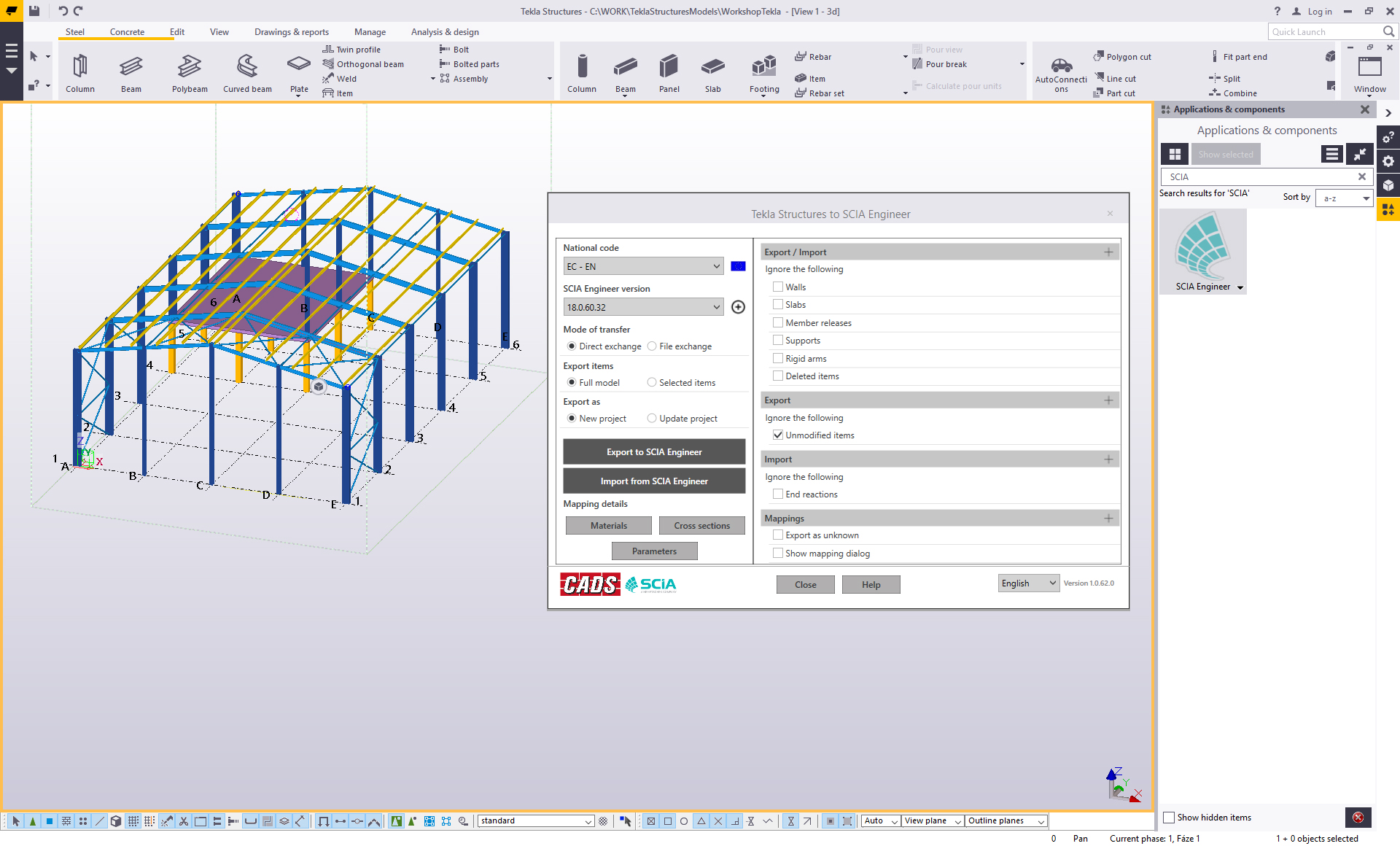 SCIA Engineer 18 1: What is new?