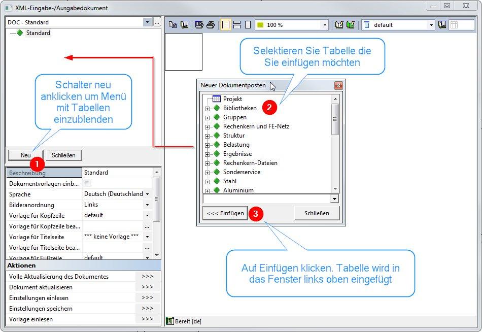 FAQ: Projekt über XML in eine ältere Version übertragen