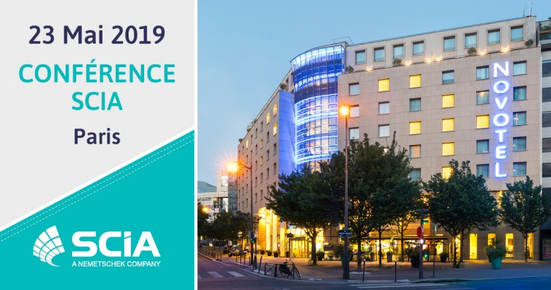 SCIA conference Paris 2019