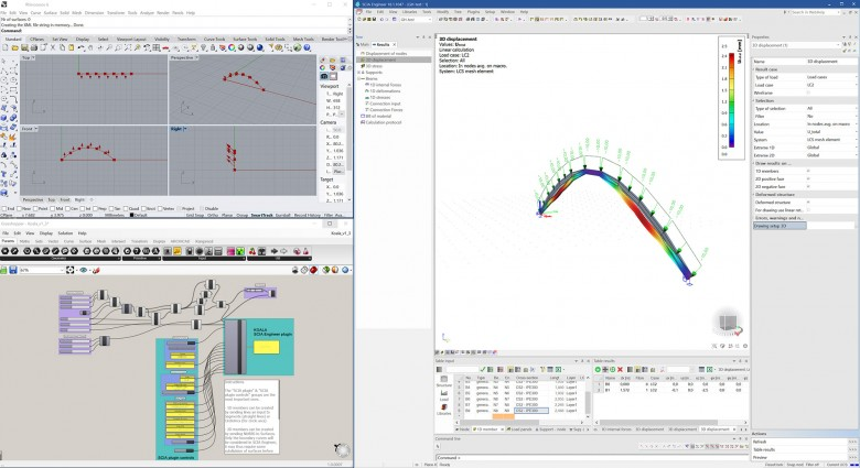 Parametric Design in SCIA Engineer