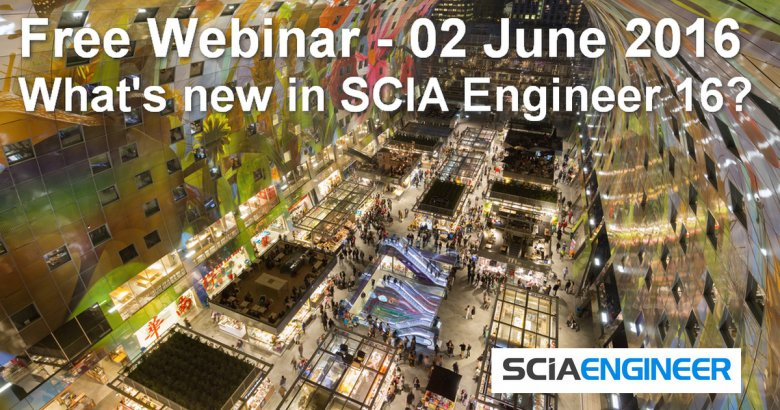 SCIA Engineer 2016 - Markthal Royal HaskoningDHV