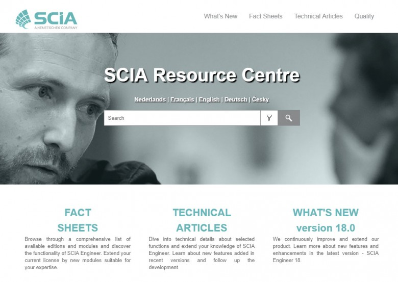 SCIA Resource Centre