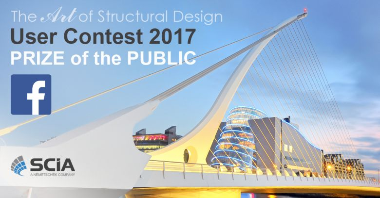 SCIA User Contest Prize of the Public