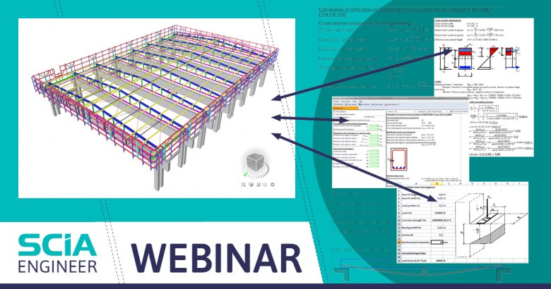 SCIA Engineer webinar