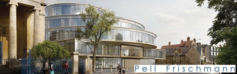 Winner Category 1: Buildings  Pell Frischmann - Blavatnik School of Government - Oxford (United Kingdom)