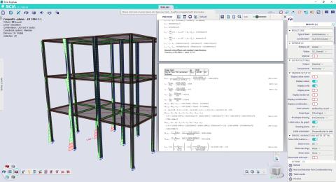 Design of composite columns