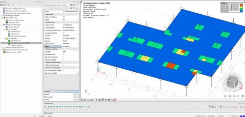 Improvements in design of concrete structures