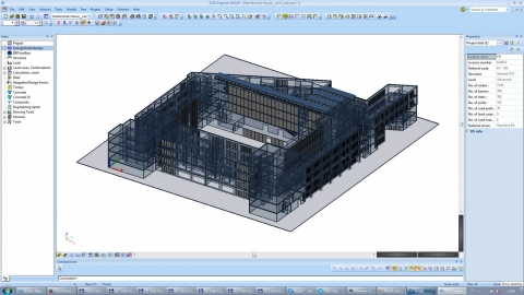 SCIA Engineer 16 - BIM updates