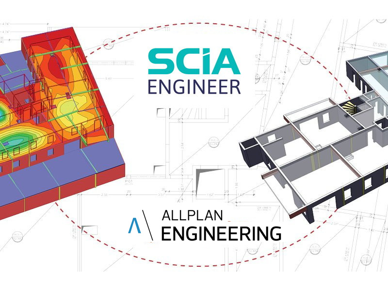 SCIA Engineer Allplan Link