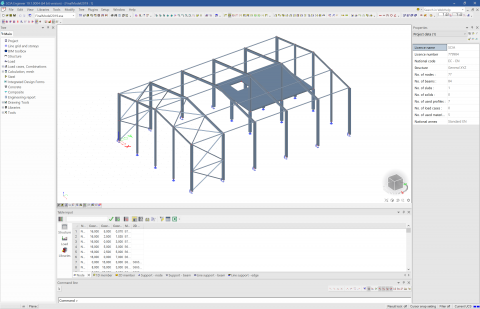 Extended Revit and Tekla Structures links