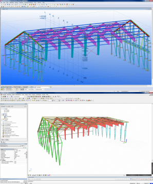 Tekla to Scia Engineer