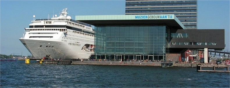 Muziekgebouw Amsterdam