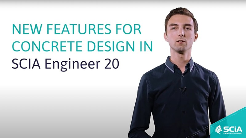 [EN] New and improved functionalities in Concrete Design