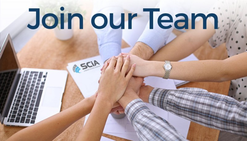SCIA --> Join our Team!