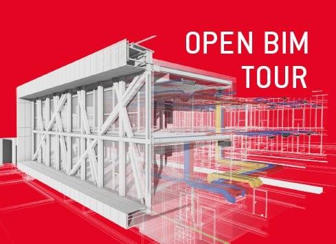 SCIA OpenBIM Tour 2017 Suisse