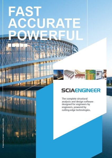 General SCIA Engineer brochure
