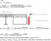 composite beam ULS check output
