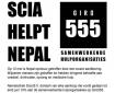 Scia helpt Nepal