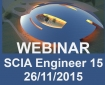 WEBINAR SCIA Engineer 26 11 2015
