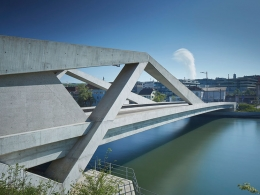 Aarebridge Olten (SO) - Kanton Solothurn, Switzerland