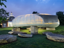 Aecom - Serpentine Gallery Pavilion 2014 - London, United Kingdom