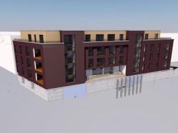 Broicher Karreé Residential Building