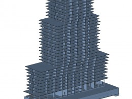 Terraced Tower (Rotterdam, Netherlands)