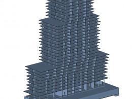 Terraced Tower (Rotterdam, Netherlands)