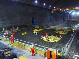 BG Ingénieurs Conseils - Nant de Drance - Chamonix Aiguilles Rouges Massif, Switzerland
