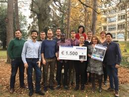 BG Ingénieurs Conseils - Winner User Contest 2015
