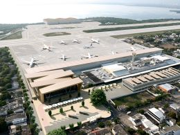 SCIA Engineer - Rafael Núñez Airport Expansion - Cartagena De Indias, Colombia