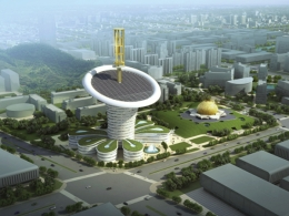New Energy Institute Wuhan (China) – Special Prize of the Jury 2013