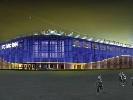 SCIA Engineer - Football Stadium - Dunajská Streda, Slovakia