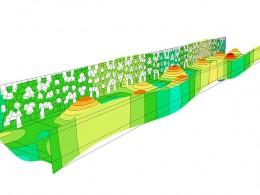 Martinet footbridge - first use of UHPFRC in Switzerland