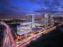 The Panorama Business III building – Bratislava, Slovakia