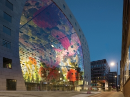 Royal HaskoningDHV - Markthal - Rotterdam, The Netherlands