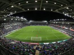 Football Stadium Belfast