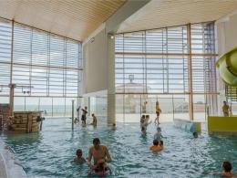 Worthing Leisure Pool - inside