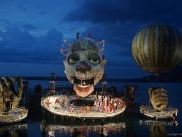 Bregenz Festival Stage Rigoletto