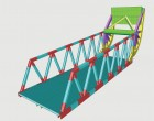 Bascule Bridge SCIA Engineer